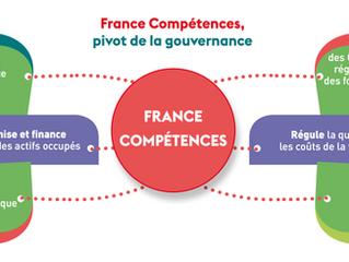 Lancement de France Compétence