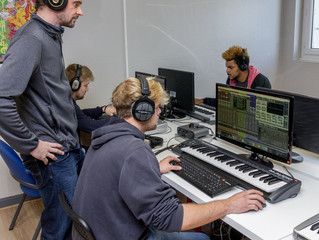 Techniciens du son à Rennes