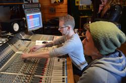 Studio son du CFPM de Rennes