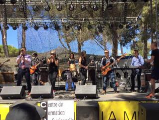 Le CFPM au festival American Fair