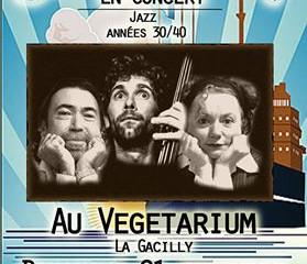 ANCIEN CFPM - Christine GROLLIER - Boeuf musical aux trock'song Les Fougerets 56