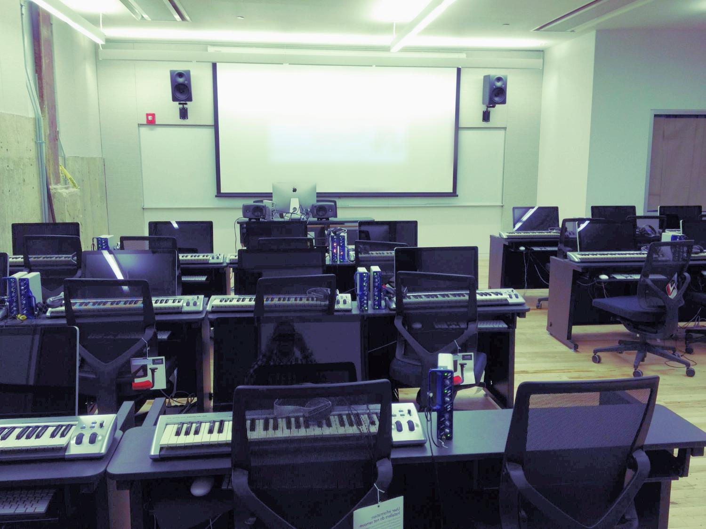 Salles informatiques