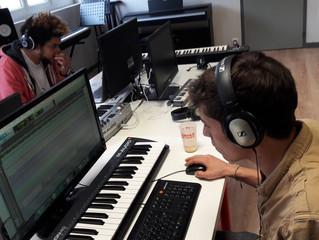 Session Mixage / Mastering auCFPM de Rennes