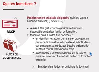 Comment faire votre demande de financement CPF pour un projet de transition professionnelle ?