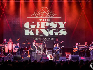 Tournée américaine des Gypsy Kings avec Thomas Potrel du CFPM de Montpellier !