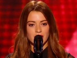 """Ancien CFPM - Luna Ginestet, """"The Voice"""""""