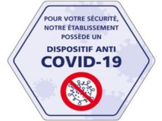 Les CFPM assurent la sécurité de leurs personnels et visiteurs face au COVID-19