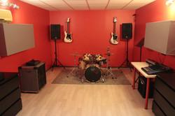 Studio de répétitions à Toulouse