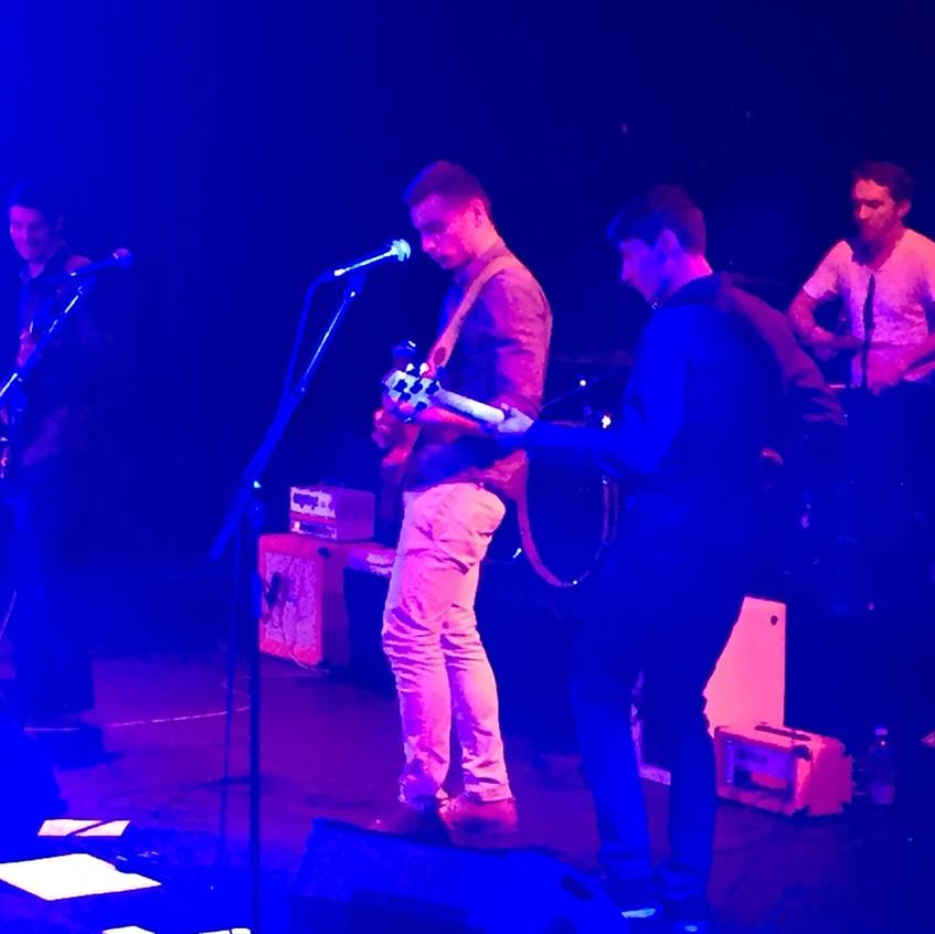 Concert des élèves au Sporting Club