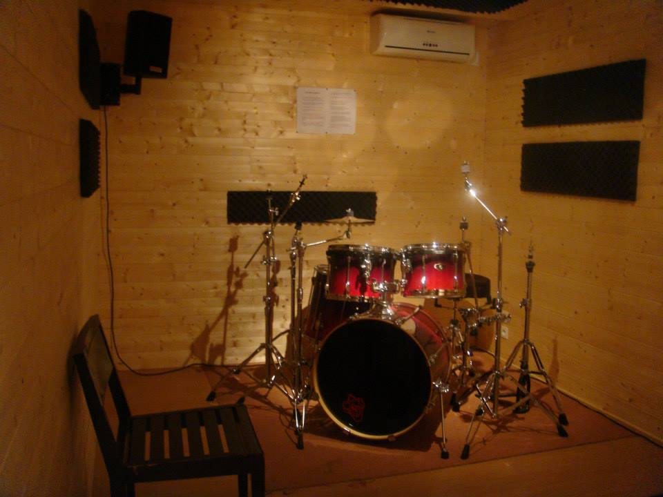Studio de répétitions