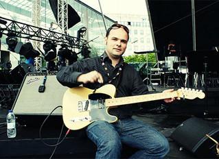 Formateur CFPM - Loïc Réchard, guitariste, diplôme d'Etat de professeur de musique