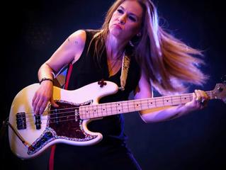 Formateur CFPM - Antonella MAZZA, bassiste pour David Hallyday