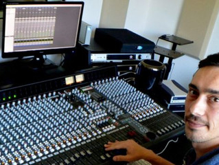Ancien CFPM - Thomas Gouazé - technicien son à Goldarock & studio SUDE