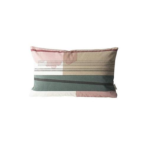 Ferm living - Colour block small01 cushion