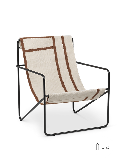 Ferm living - Desert lounge chair