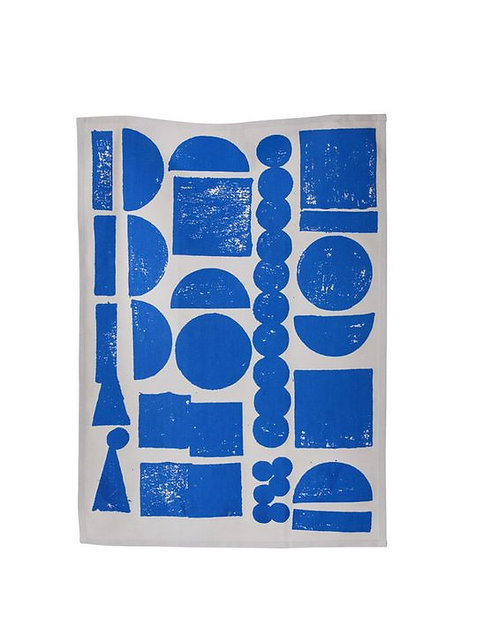 Ferm living - Tea towel Stamp