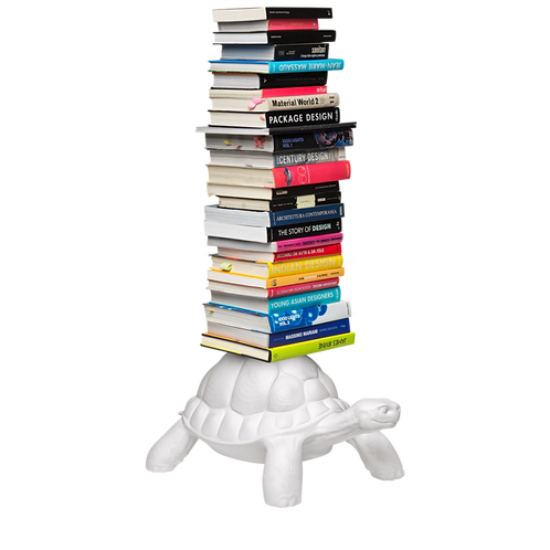 Qeeboo - Turtle carry bookcase