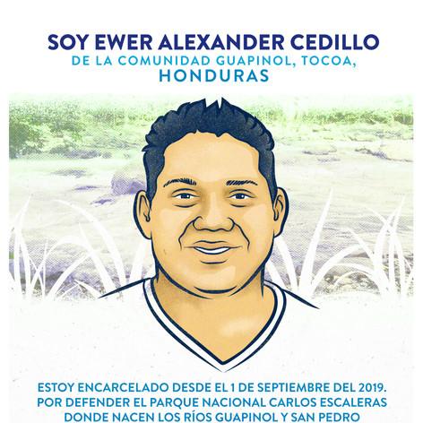 Ewer Alexander Cedillo