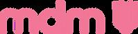 MDM Logo Inline Dark Pink.png
