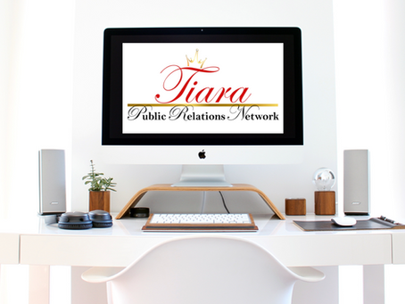 A Note from Founder/CEO Tiara M. Tucker