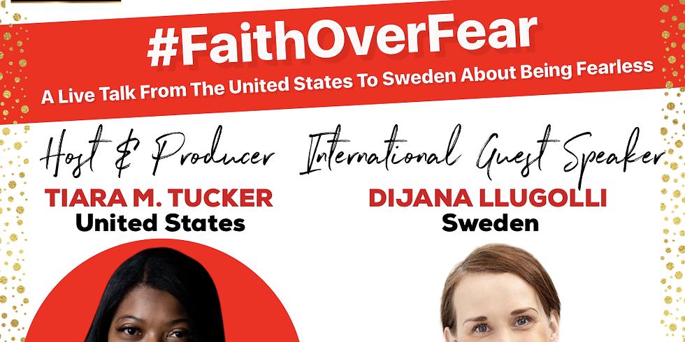 Speak That! Talks: Success & Business Coach In Sweden Talks About Having #FaithOverFear