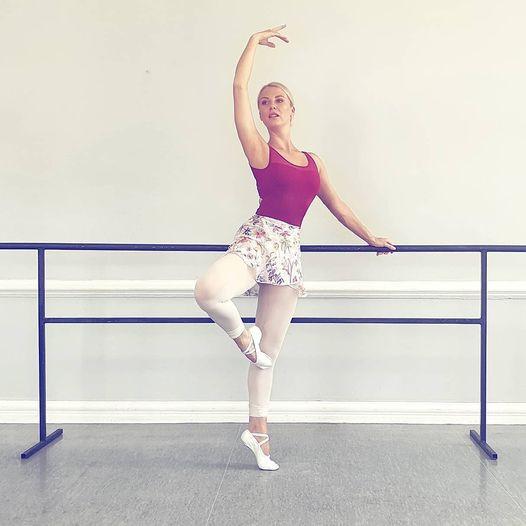 Ballet flexibility