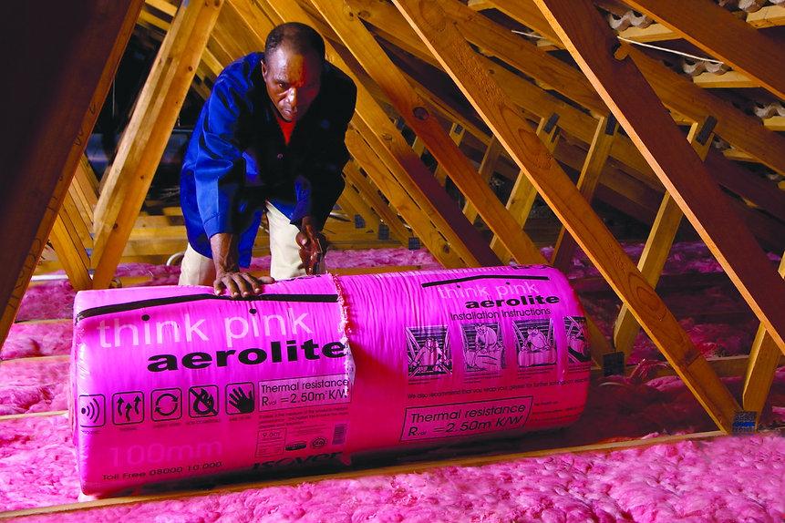 Aerolite Roof Insulation Swakopmund, Walvis Bay