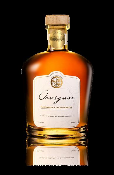 Orvignac 12 year brandy