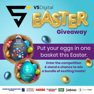 Last chance to win in out Easter Giveaway!
