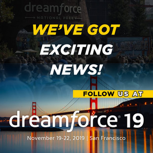 Join the V5 Digital Journey at Dreamforce 2019
