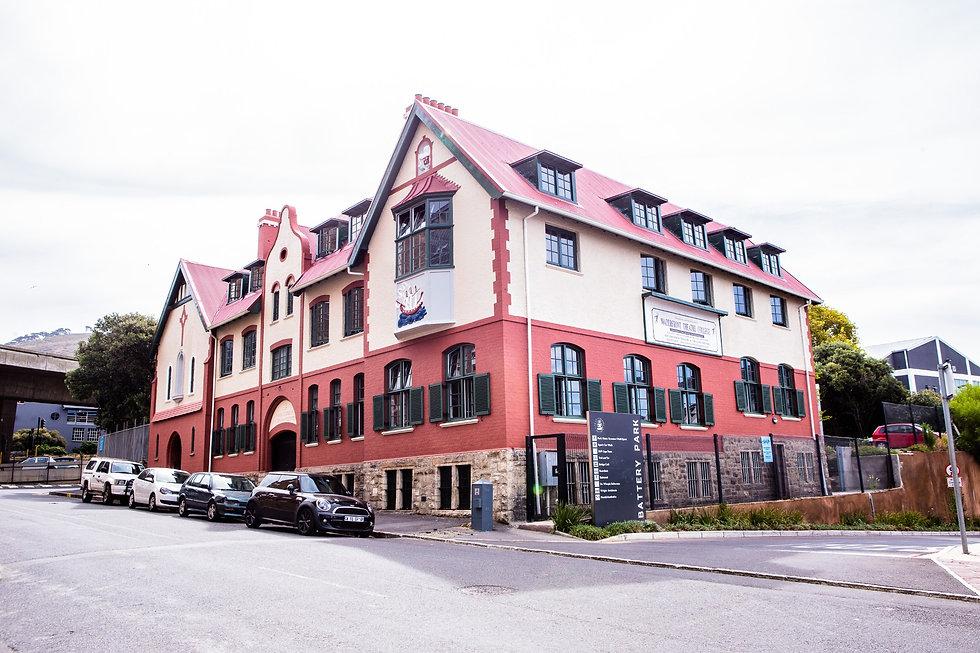 Waterfront Theatre School Location