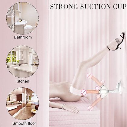Realistic Remote Control Swing Vibrations Heated Vibrator