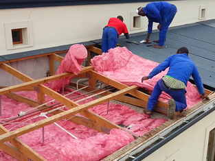 Roof & Home Insulation