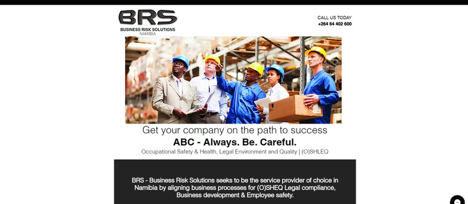 BRS - Business Risk Solutions