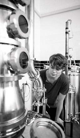Our Distiller