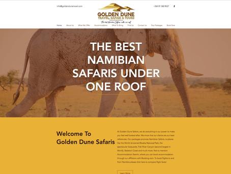 Golden Dune Safaris