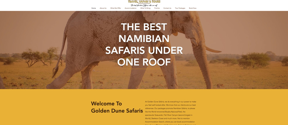 Golden Dune Safaris
