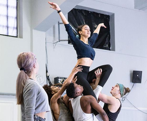Waterfront Theatre School Dance Major