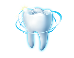 Dr D A Kock Tooth logo