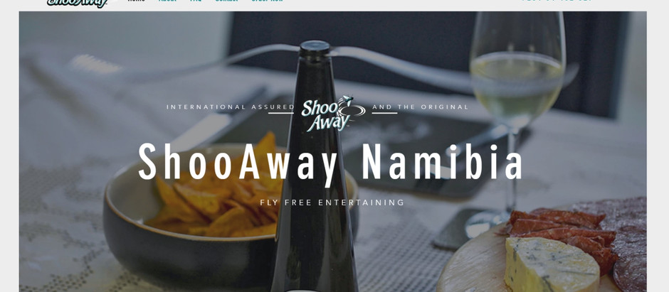 Shoo-Away Namibia