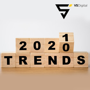 6 Trends that will drag us along in 2021