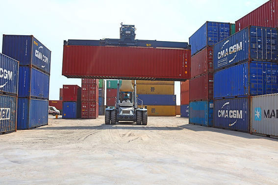 Transworld Cargo storage and containers