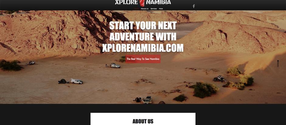 Xplore Namibia.com
