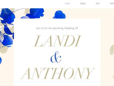 Anthony & Landi Wedding