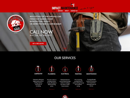 Impact Maintenance Swakopmund