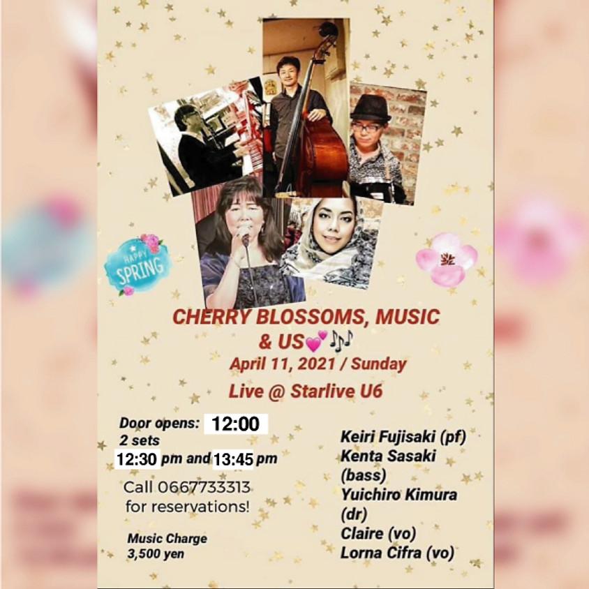 CHERRY BLOSSOMS MUSIC&US