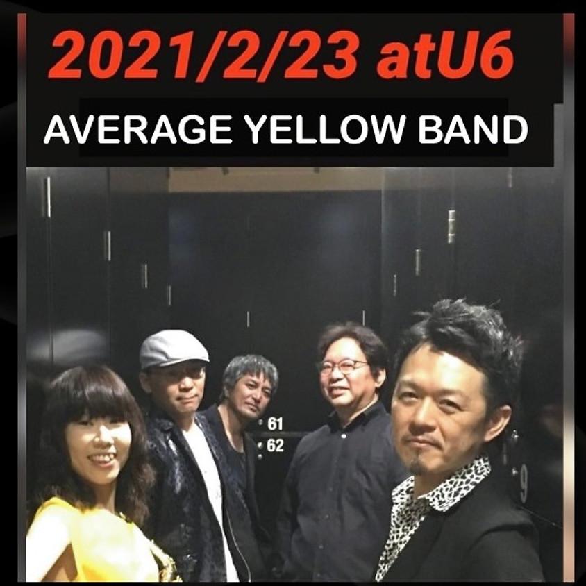 「Average Yellow Band」