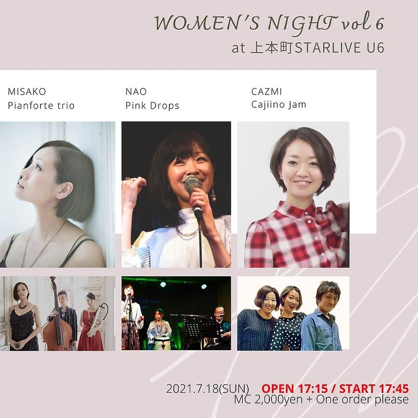 WOMEN'S NIGHT VOL6