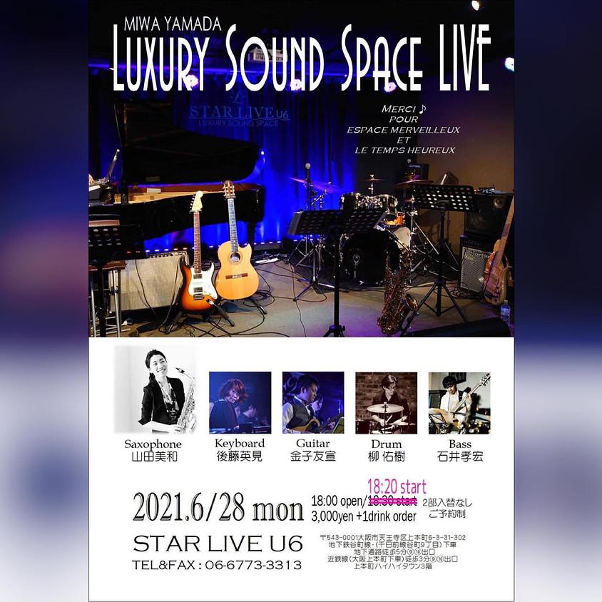 MIWA YAMADA  Luxury Sound Space LIVE