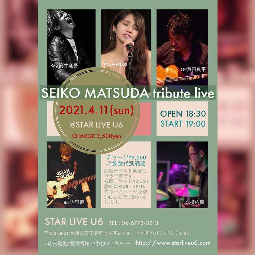 SEIKO MATSUDA tribute live (1)